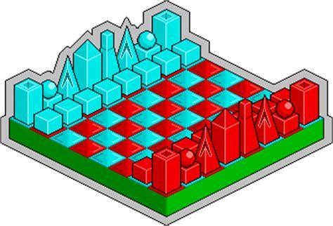 futuristic chess set futuristic pixel chess set pixeljoint com