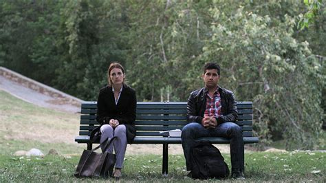 park bench scene the park bench film review hollywood reporter