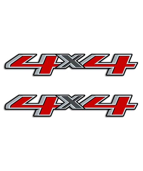 Sticker Auto 4x4 by 4x4 Off Road Duck Stickers Autos Post