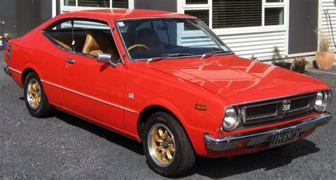 1977 corolla sr coupe the best stuff in the world