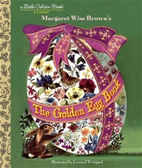 the golden egg book by margaret wise brown 9780385384766