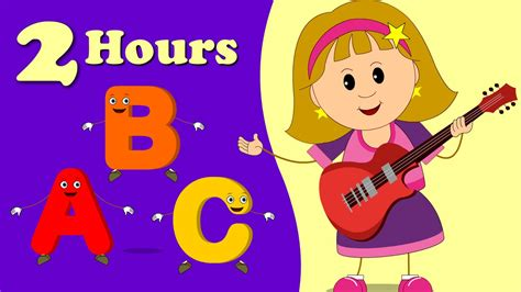 song toddlers abc songs for children popular nursery rhymes collection