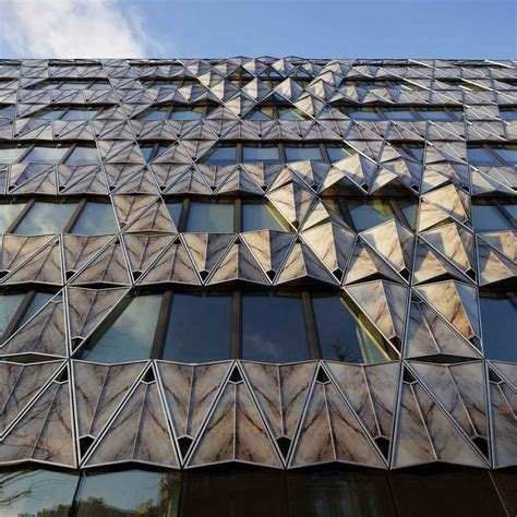 Architecture Origami - origami building barclays capital bank e architect