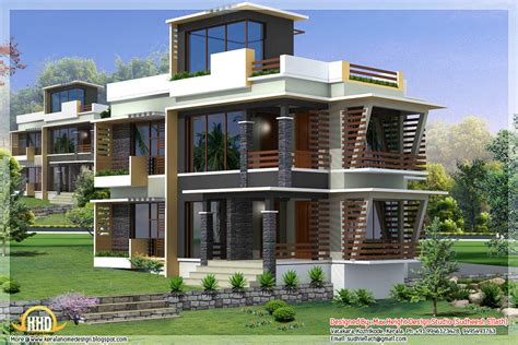 house elevation designs 3 different indian house elevations kerala home design and floor plans