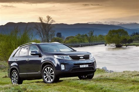 Ratings On Kia Sorento 2013 Kia Sorento Review Caradvice