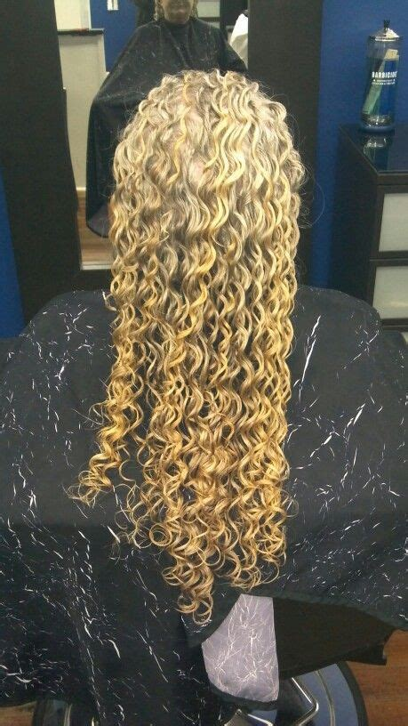 photos of the diffrence between a spiral perm and a nomal perm spiral perm hair and beauty pinterest beautiful