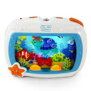 baby einstein crib sea soother at 163 47 49
