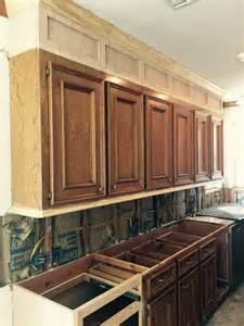 existing cabinets