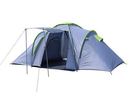 4 man tent 2 bedroom bentley explorer 4 person four man family cing tent