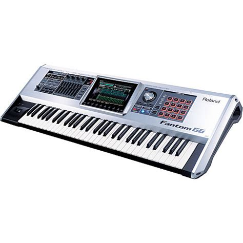 Keyboard Roland Fantom G6 Roland Fantom G6 61 Key Advanced Workstation Keyboard