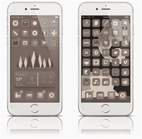 Zen 8 Themes Iphone | best 10 winterboard themes for ios 8 from cydia unlockboot