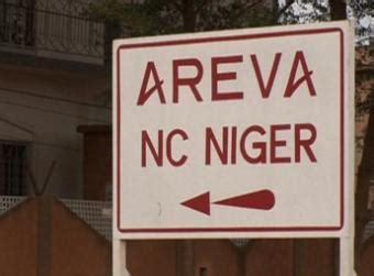 niger areva dans la crise sociale afrique7 l info du