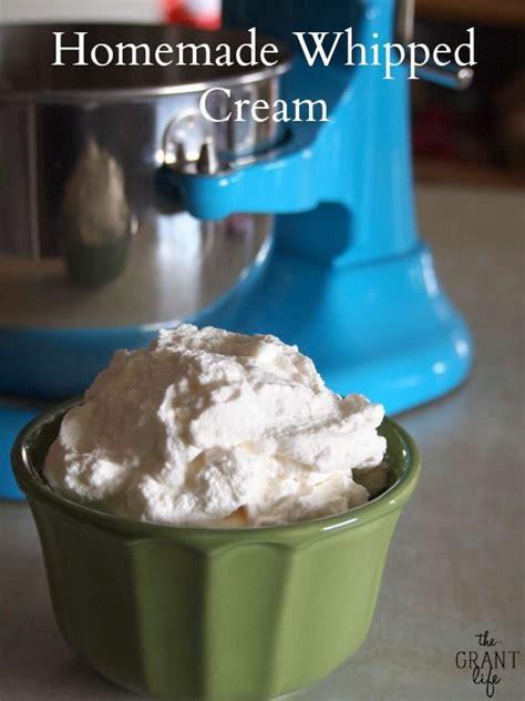 membuat whipping cream homemade pinterest the world s catalog of ideas