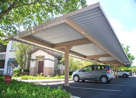 standard carports baja carports solar support systems shade canopies  commercial