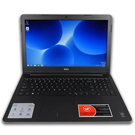 Laptop Dell Touchscreen Windows 8 dell inspiron 15 5000 touch i7 5500u 15 6 quot 8gb 500gb ssd