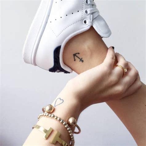 tatuaggio caviglia interna 50 impressionanti disegni anchor tatuaggi per uomini e