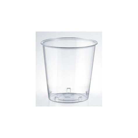 Bicchieri In Polistirolo Bicchiere Monouso Kristall Isap In Polistirolo Base Larga