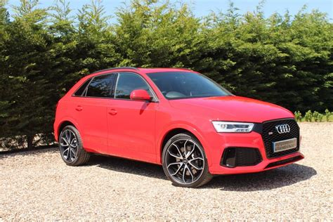 used audi rs used 2016 audi q3 rsq3 tfsi quattro rs q3 for sale in