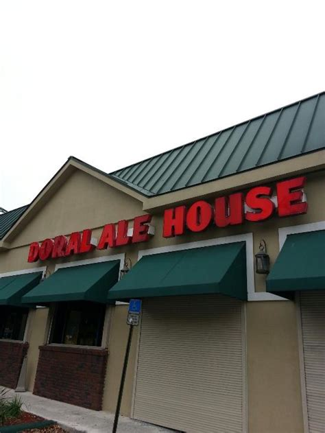 Doral Ale House by Miller S Doral Ale House Doral Menu Prices