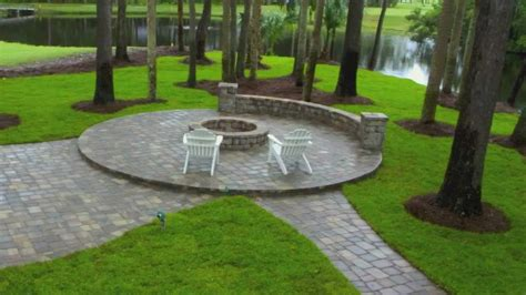 diy pit with pavers diy paver pit pit design ideas
