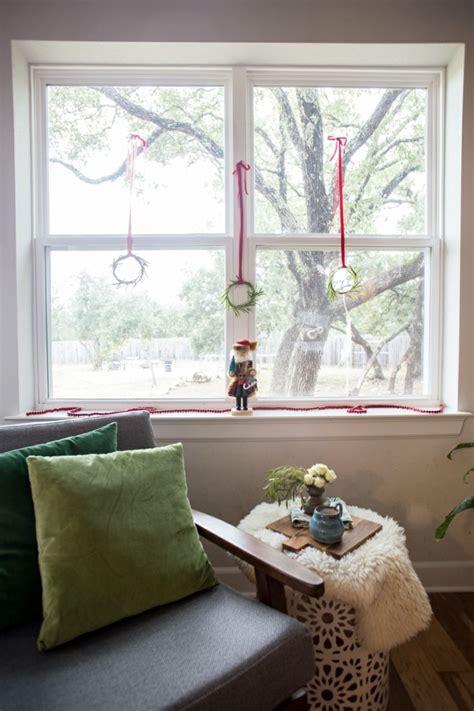 Weihnachtsdeko Fenster Rot by Weihnachtsdeko Fenster 30 Hervorragende Fensterdeko