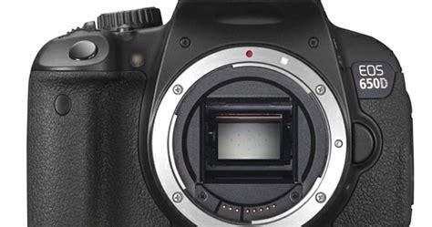 Kamera Eos 650d Di Indonesia harga spesifikasi canon eos 650d kamera dslr ilmu
