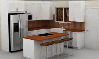Very Small Kitchens Ideas modern kitchen cabinet decor ideas features microwave