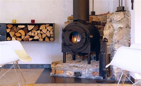wood burning stove with wood storage wood burning stove wood storage idea cool