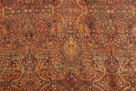 tappeto kirman grande tappeto kirman laver xviii secolo tappeti