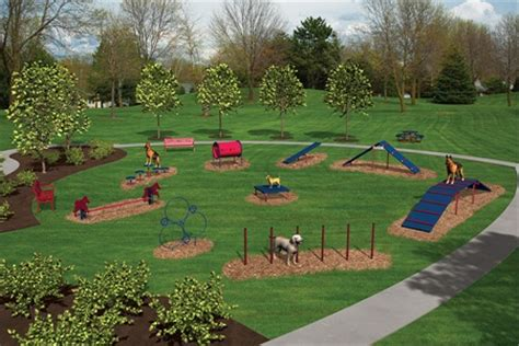 Pet Resort In The Gardens by Expert Park Kit Playground Equipment By Byo Park Equipment