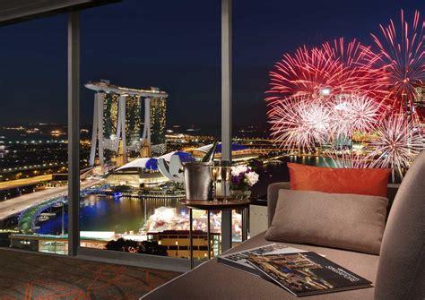 singapore luxury hotels   staycation