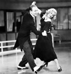 fred astaire and ginger rogers swing time summer strallen in new stage version of top hat with tom