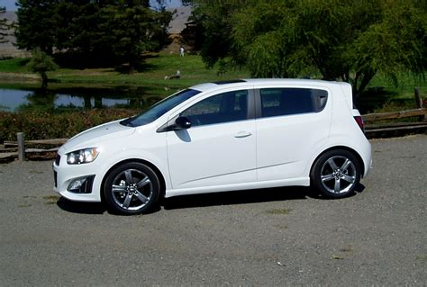 Door Rs by Test Drive 2013 Chevy Sonic Rs 5 Door Hatch Our Auto Expert