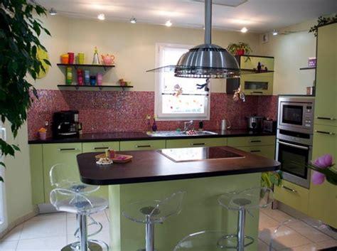 Retro Style Kitchen Cabinets decoration cuisine turque