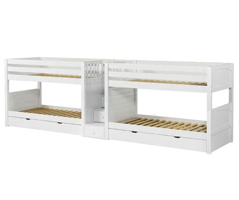 bunk bed with stairs and drawers wonderful bunk beds homesfeed