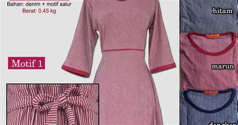 Maxi Salur Maxi Wanita Maxi Cewek gambar baju gamis bahan denim gamis murahan