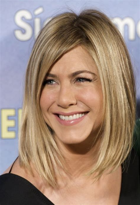 pictures of lob hair style jennifer aniston long bob sexy lob hairstyle for women