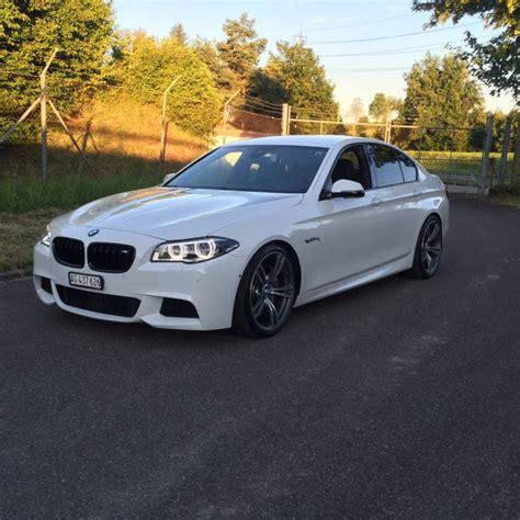 Bmw F10 Nur Vorne Tieferlegen by M550d 5er Bmw F10 F11 F07 Quot Limousine Quot Tuning