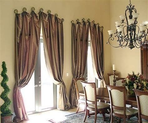 different ways to hang drapes curtains1 home decorating ideas pinterest
