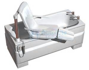 power baths powered baths with lift seat for care homes