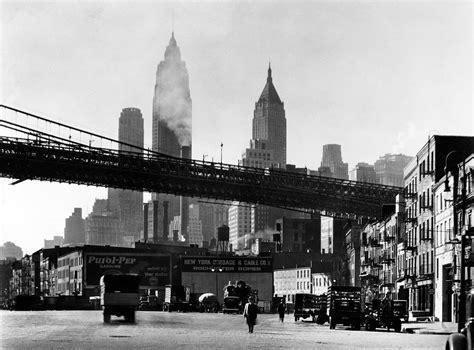 new york new york portfolio berenice abbott s new york 1930s photography in america