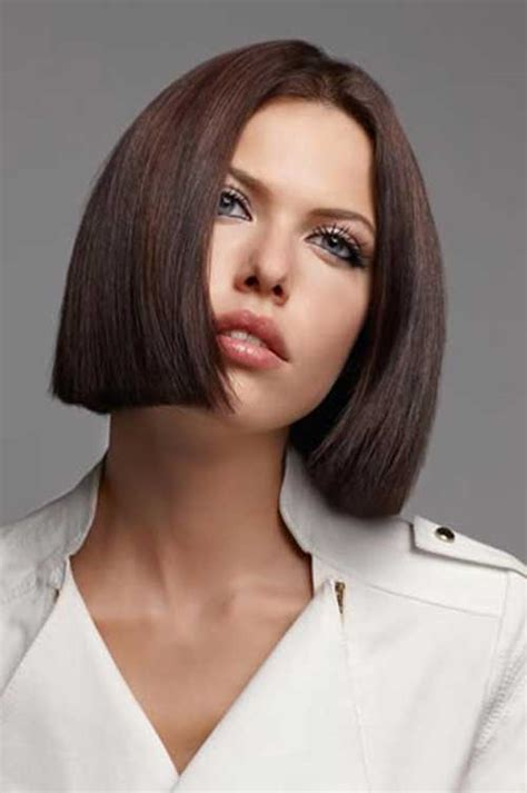 hairstyles for blunt haircut 20 best blunt bob haircuts bob hairstyles 2017 short