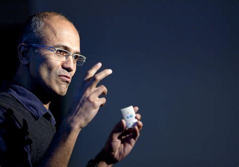 Satya Nadella S Major In Mba At Wharton by Microsoft S Safe Choice Could Investors