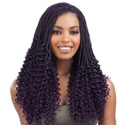 medium size packaged pre twisted hair for crochet braids nor pre twisted bulk hair freetress braid bulk pre twisted