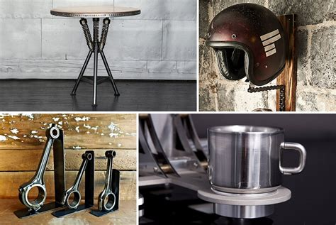 home decor inspired by the track gear patrol