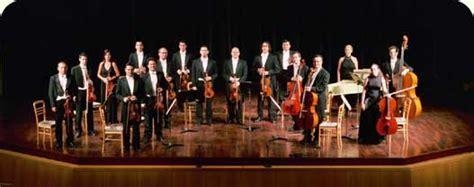 la orquesta de c 225 mara orfeo actuar 225 en herencia