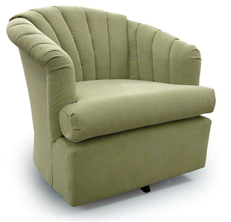 barrel swivel chairs upholstered best home furnishings chairs swivel barrel 2558 elaine swivel barrel chair hudson s