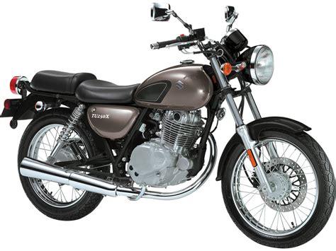 Suzuki Tu Suzuki To Return To The Usa Market For 2011