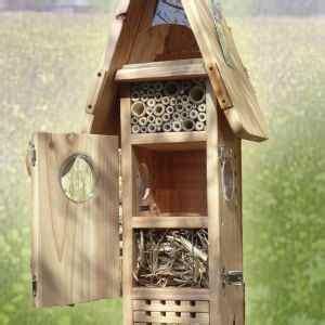 tronchetto pulisci camino come e perch 233 costruire una casetta per gli insetti utili