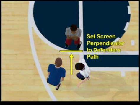 setting screen drills basketball basketball training screens setting screens youtube